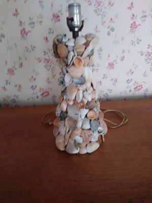 Lamp (sea shell lamp) for Sale in Lynchburg, VA