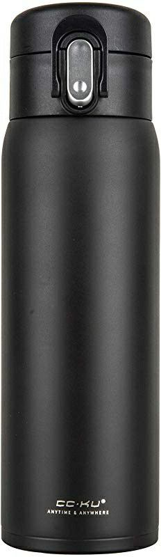 CC.KU Portable Insulated Water Bottle, 500ml Stainless Steel Vacuum Thermo Flask Water Cup for Indoor & Outdoor for Sale in Cincinnati, OH