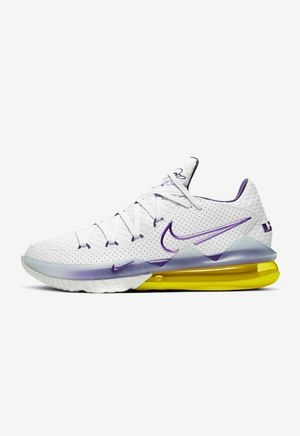 NEW Nike Lebron James 17 Lakers Color Size 10.5 Men's Basketball Shoes for Sale in Alexandria, VA