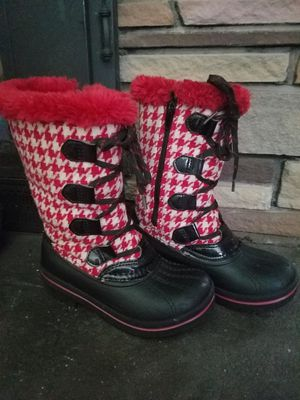 Girls winter boots size 12 for Sale in Clarks Summit, PA