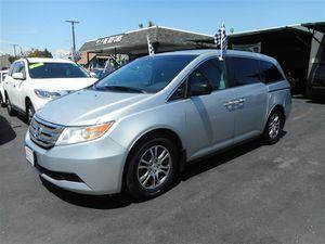 2012 Honda Odyssey for Sale in Orange, CA
