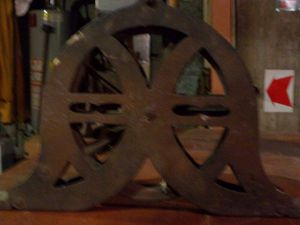 Antique pulley for Sale in Saint Louis, MO