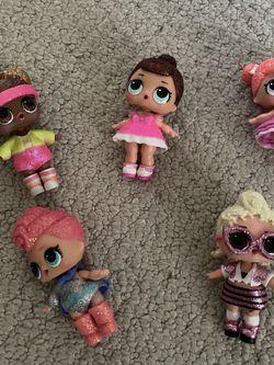 LOL Glitter Dolls for Sale in Fayetteville,  NC