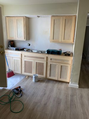 kitchen cabinets!! Another Happy customer! for Sale in Los Angeles, CA