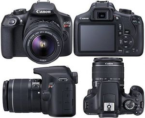 Canon EOS Rebel T6 Digital SLR Camera Kit (Refurbished) for Sale in Athens, GA