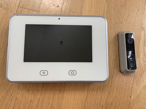 Vivint Home Security Control Panel and Doorbell Camera for Sale in West Hartford, CT