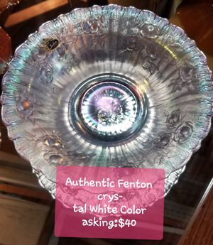 Authentic Fenton Carnival Glass for Sale in Wautoma, WI