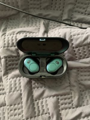 Skull candy wireless earbuds for Sale in Hillsboro, OR
