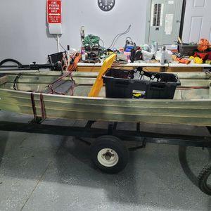 14ft Jon Boat for Sale in Oklahoma City, OK