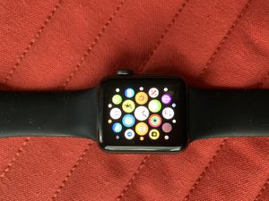 Apple Watch Series 3 38mm GPS + Cellular( compatible with any network) for Sale in San Antonio, TX