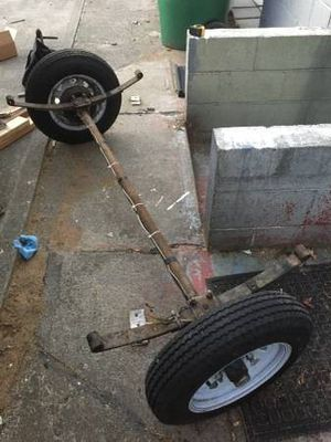Trailer axle for Sale in Burien, WA
