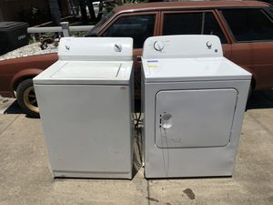 Kenmore Washer and Dryer for Sale in Santa Ana, CA