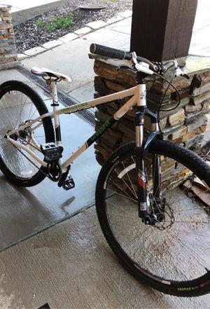 Niner Single Speed Mountain Bike w/ Front Suspension for Sale in Park City, UT