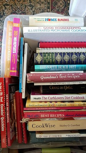 105 cook books for Sale in Clearwater, FL