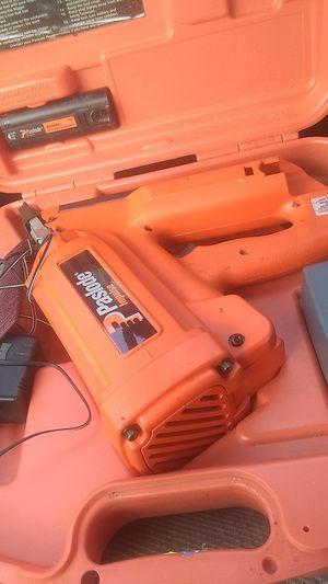 Paslode battery powered nail gun for Sale in Darrington, WA