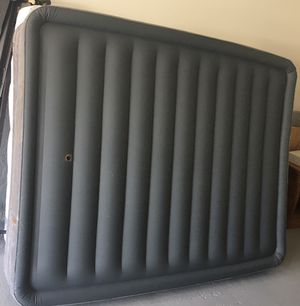 Bed Frame, Box Set With Air Mattress for Sale in Charlton, NY