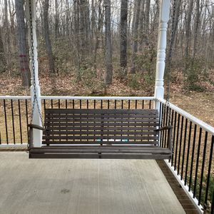 Custom Built Porch Swing for Sale in Frederick, MD