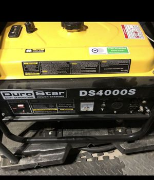 generator new one duro star for Sale in San Gabriel, CA