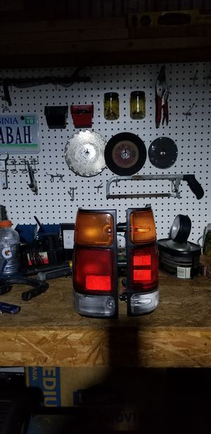 1992-1999 Isuzu pickup tail lights assembly for Sale in Virginia Beach, VA