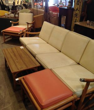 Living Room set/ Mid Century Modern...1960'1970's. for Sale in Costa Mesa, CA