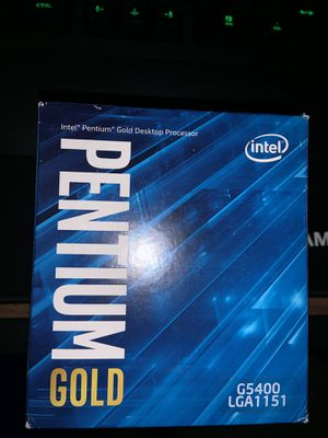 Intel Pentium Gold G5400 Processor for Sale in Fairhope, AL