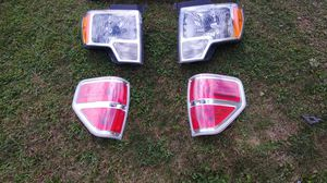 F150 Headlight Taillight for Sale in Granville, OH