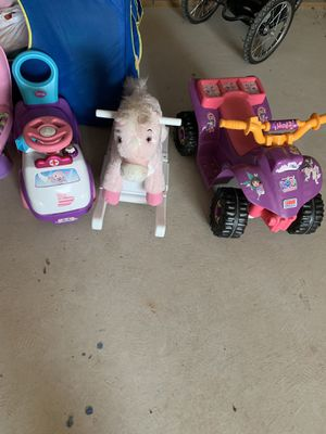 Ride on toys for kids for Sale in Sugar Hill, GA