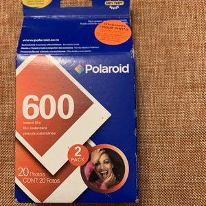 Polaroid 600 film new for Sale in Bellflower, CA