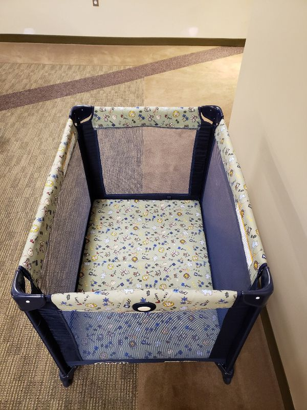 "GRACO ""Pack 'n Play"" - firm price."