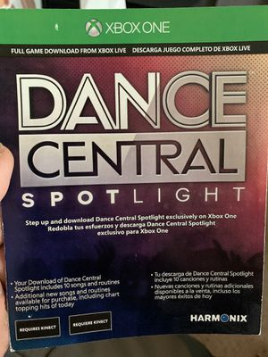 Dance central spotlight for Sale in Spring Valley, CA