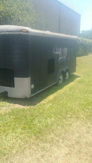16ft enclosed work trailer for Sale in Houston, TX