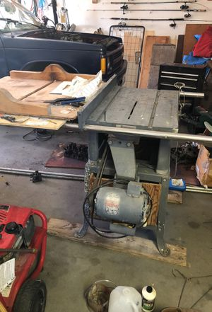 Table Saw for Sale in Chelan, WA