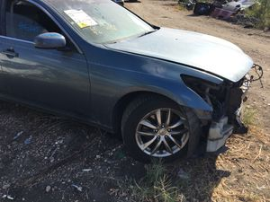 08 Infiniti g35 Rwd parts only for Sale in Austin, TX
