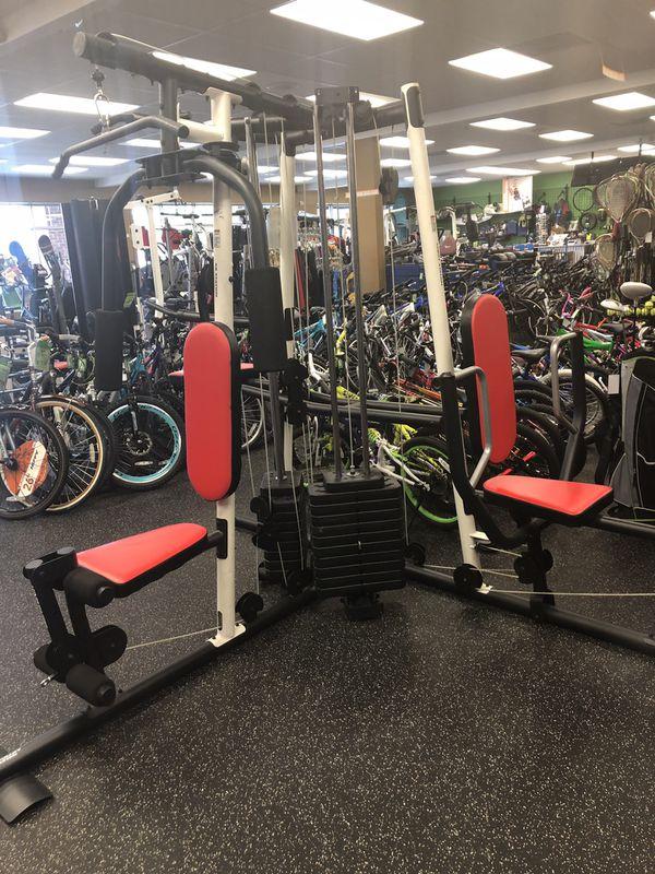 Weirder Pro 4900 Home Gym