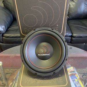 Massive Audio Car Audio 12 Inch Car Stereo Subwoofers . New Years Flash Sale . $85 A Pair While They Last . New for Sale in Mesa, AZ