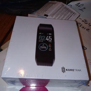 Koretrak Smartwatch Fitness Monitor Brand New for Sale in Spartanburg, SC