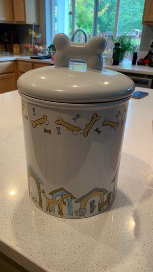 Dog treat jar for Sale in Auburn, WA