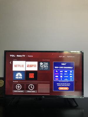 32 inch TCL Smart Roku TV for Sale in Secaucus, NJ