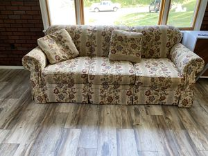 Flower couch for Sale in Morgantown, WV