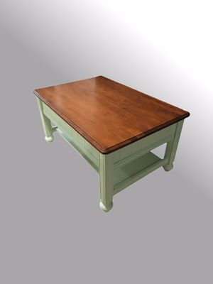 Coffee Table - Chalk Paint for Sale in Revere, MA