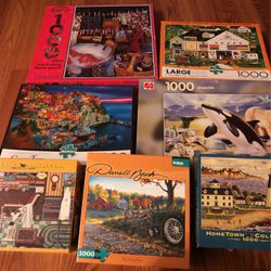 Jigsaw Puzzles for Sale in Lynnwood,  WA