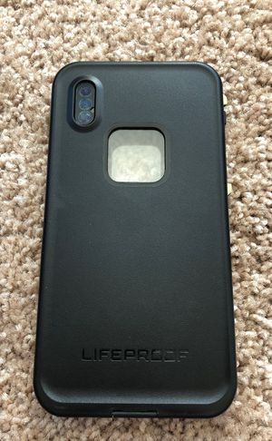 LIFEPROOF FRE iPhone X case for Sale in Portland, OR