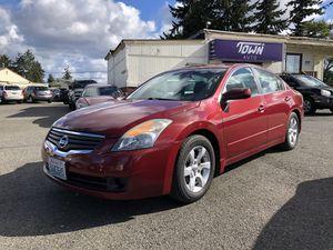 2008 Nissan Altima 2.5 S for Sale in Tacoma, WA