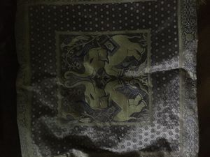 Beautiful elephant tapestry/pillowcase for Sale in Peru, MA