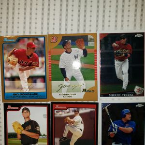 Bowman and topps cards. for Sale in Fremont, CA
