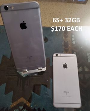 iPhone 6S Plus 32GB T-MOBILE & METRO ONLY for Sale in Jurupa Valley, CA