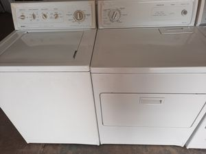 Washer and gas dryer kenmore set for Sale in Pumpkin Center, CA