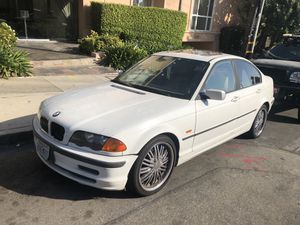 I have a bmw 323i for trade for motorcycle? for Sale in Los Angeles, CA