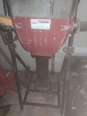 15 amp Jack hammer with dolly and pointer bit for Sale in Falls Church, VA