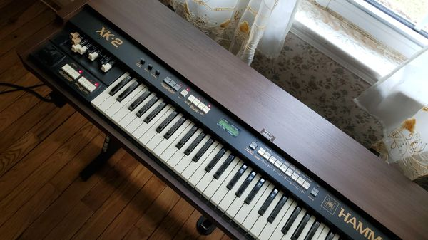 Brand New Hammond organ,